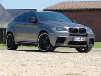 релиз manhart bmw x6m